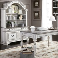 Liberty Furniture 3 Piece Desk and Hutch Set
