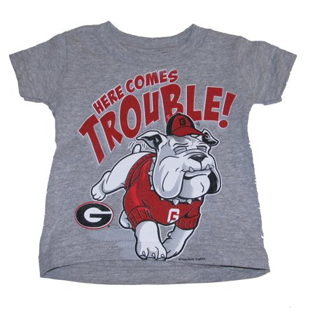 Georgia Bulldogs Clothing For Babies