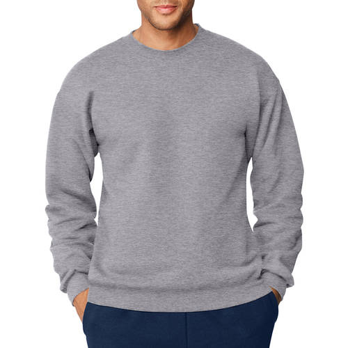 Men's Ultimate Cotton Heavyweight Fleece Sweatshirt