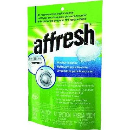Affresh Washer Cleaner Tablets 3 Count Walmartcom