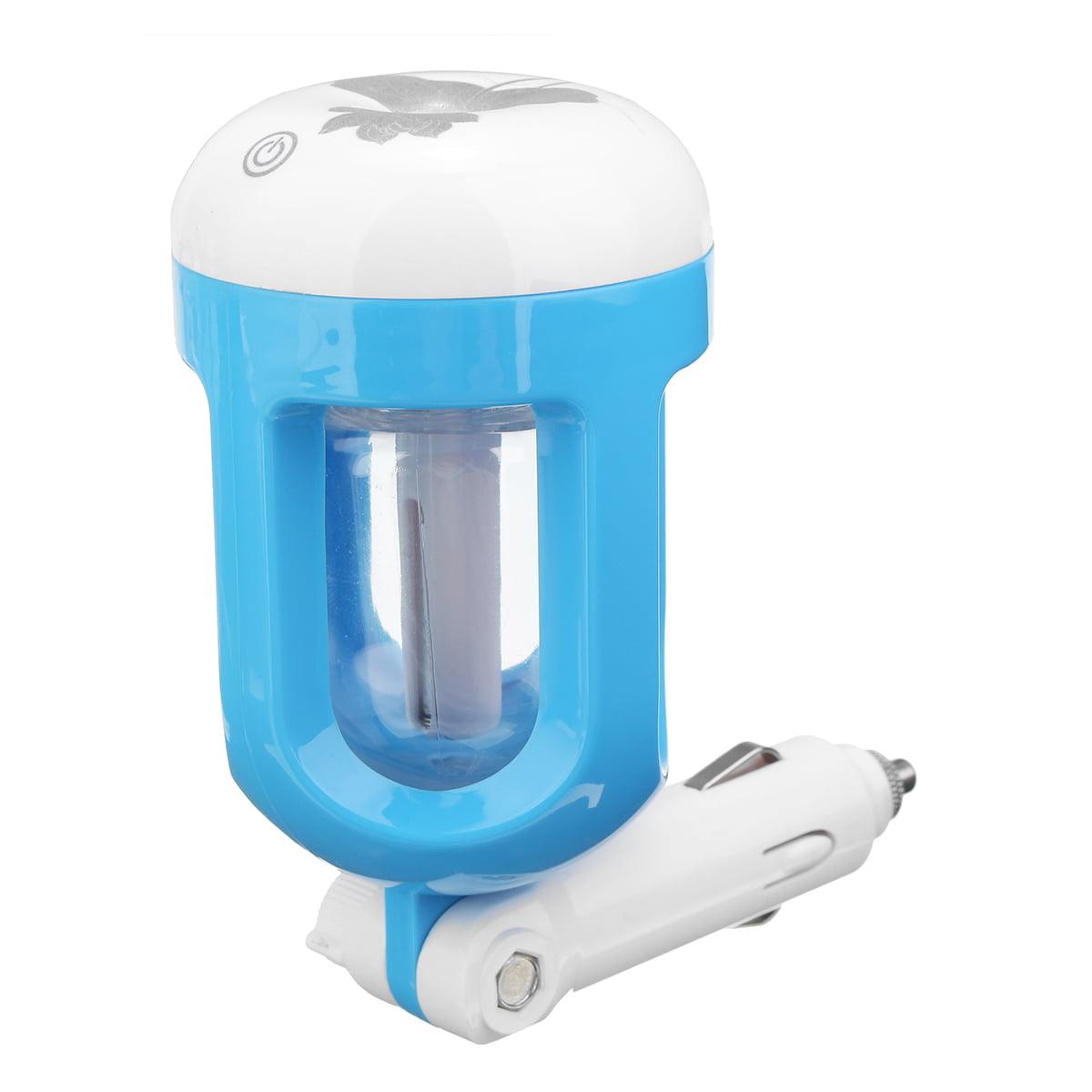 12V Mini Car Humidifier Air Purifier Freshener Aroma Diffuser Essential Oil Diffuser Aromatherapy Mist Maker Fogger Humidificador