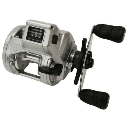 Daiwa Accudepth Plus-B Walleye Special w/Dual Paddle Handle (Best Walleye Spinning Reel)