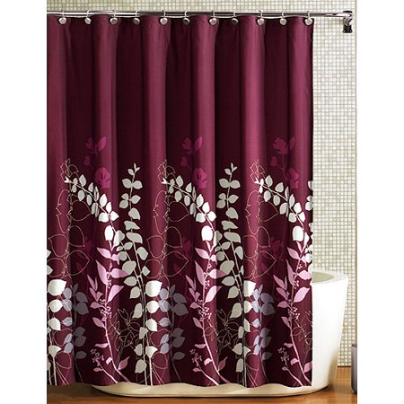 Mainstays Ashdown Fabric Shower Curtain. Mainstays Ashdown Fabric Shower Curtain   Walmart com