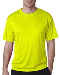 C2 Sport Men's 100% Poly Performance Short-Sleeve T-Shirt C5100
