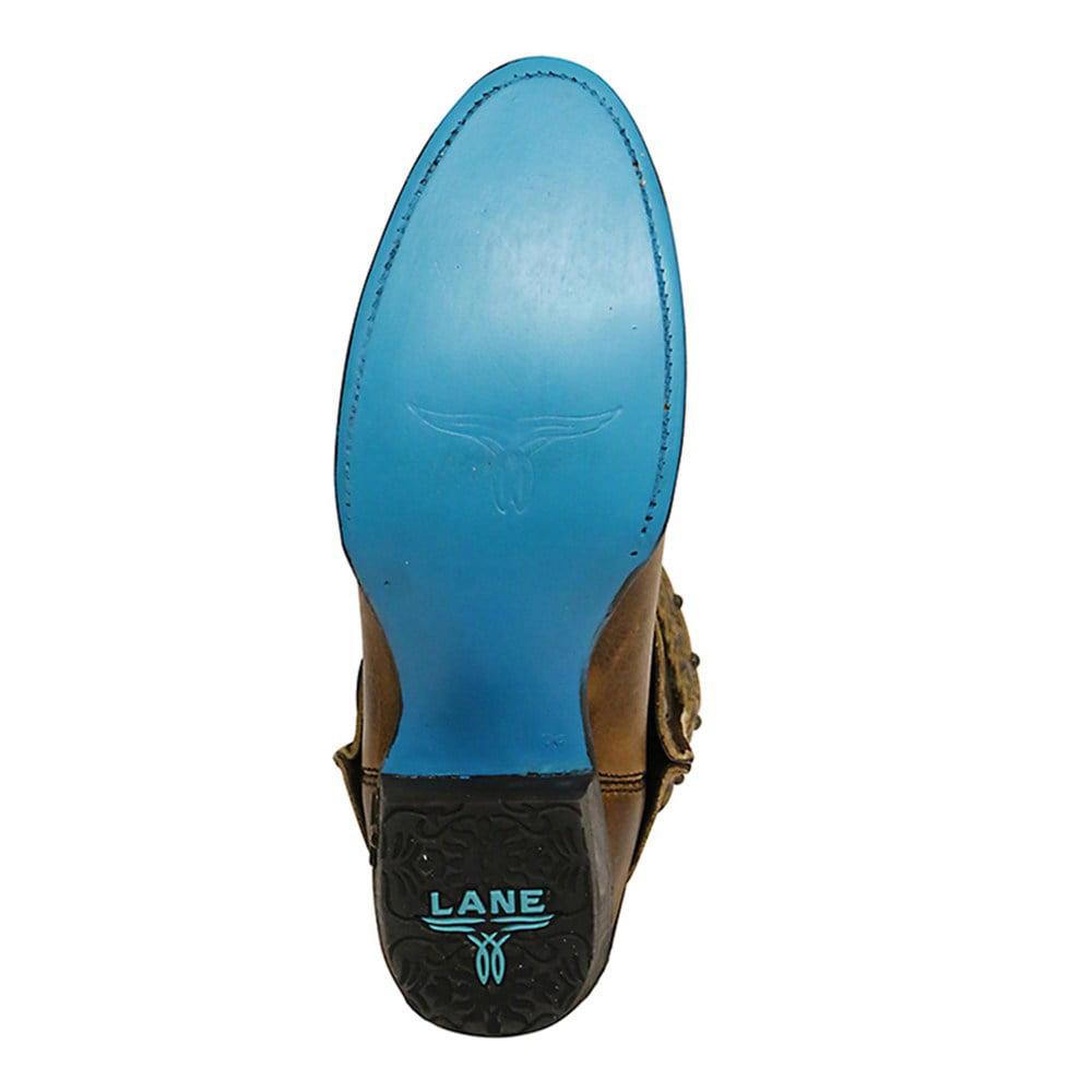 Lane Womens Dove Western Fashion Boots