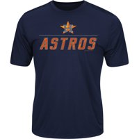 74846acd6 Product Image Men s Majestic Navy Houston Astros Big Athletic TX3 Cool  Fabric T-Shirt