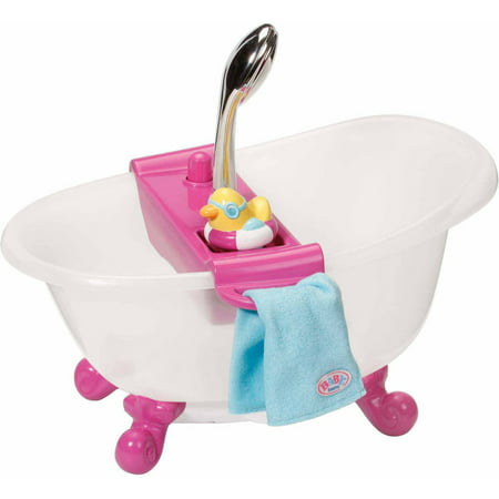 Baby Born Interactive Bathtub With Duck Walmart Com