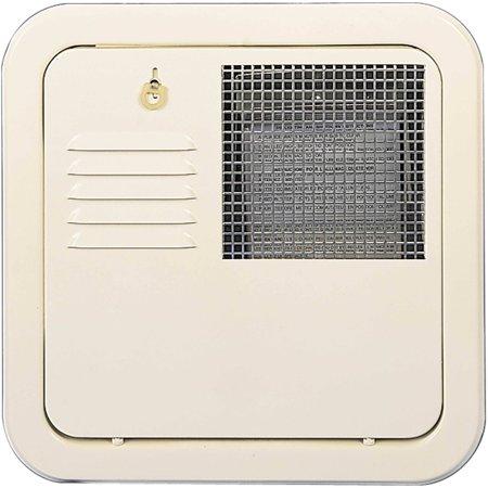 Tank Mount - Suburban Flush Mount 6 Gallon Water Heater Door