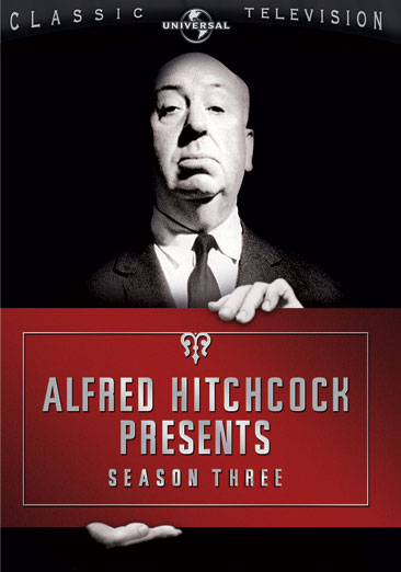 Alfred Hitchcock Presents: Season Three (DVD) by Universal