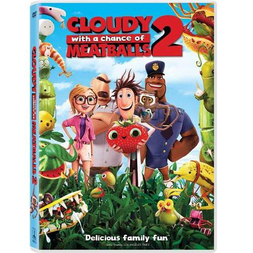Cloudy With A Chance Of Meatballs 2 (With INSTAWATCH)