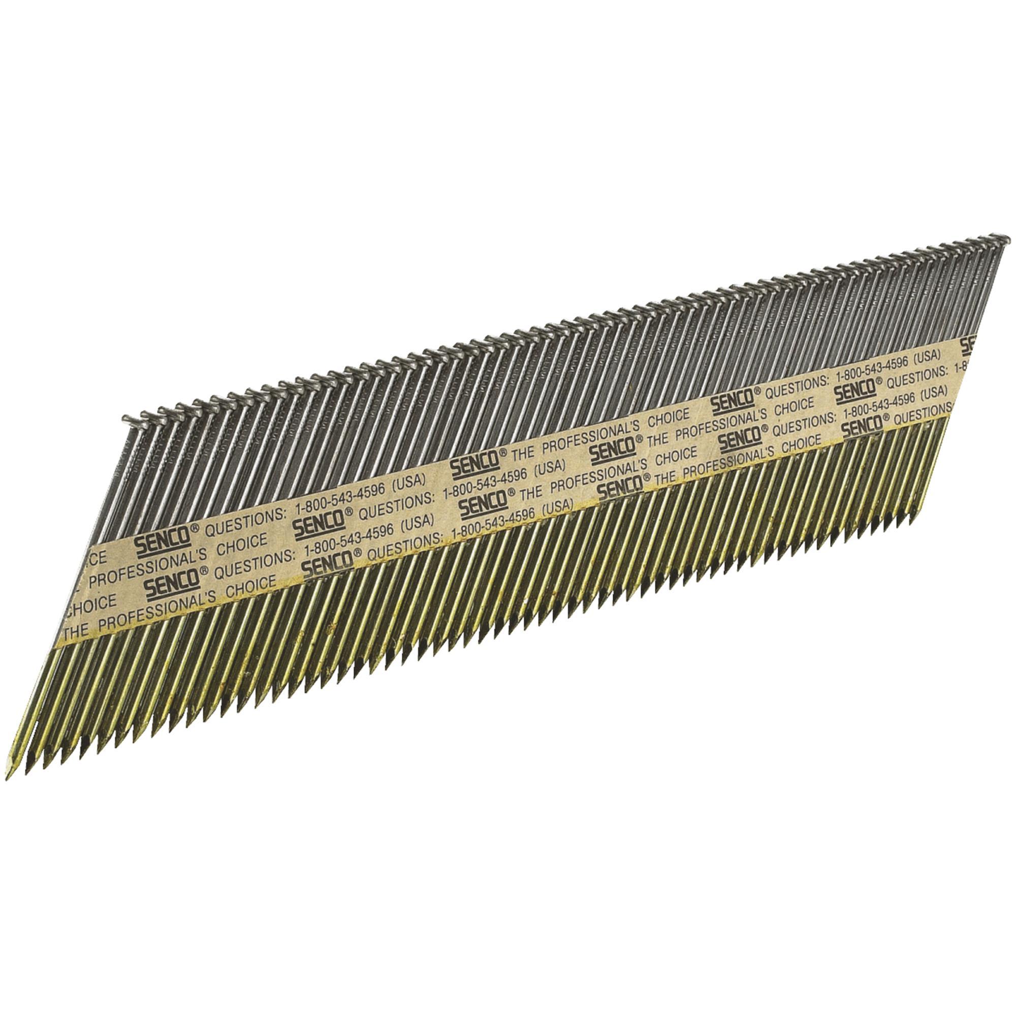 Senco 34 Degree Paper Tape Clipped Head Framing Stick Nail by Senco