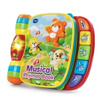 VTech Musical Rhymes Book Classic Nursery Rhymes for Babies