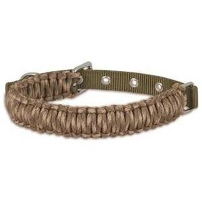 Aspen Pet 00382 Dog Collars, Paracord - Adjustable, 1 x 14 - 18 In - image 1 de 1