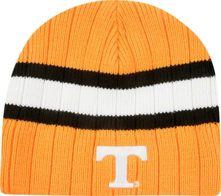 Tennessee Volunteers Stinger Cuffless Knit Hat Beanie by Colosseum