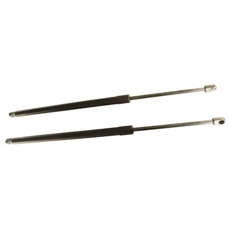 Two Pieces Rear Hood Lift Supports Shocks Gas Spring for 03-08 Honda Pilot Base/EX/LX