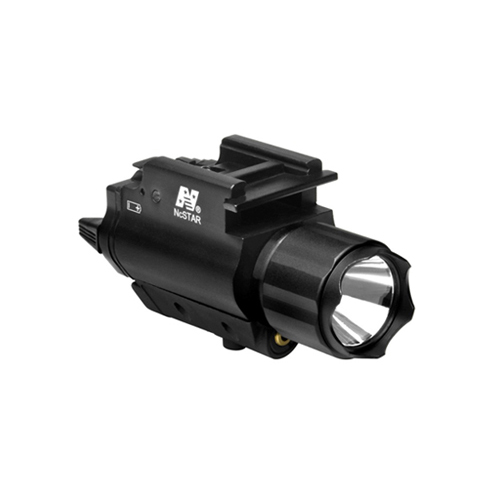 Tactical Green Laser Sight & 3W 150 Lumen by NcSTAR
