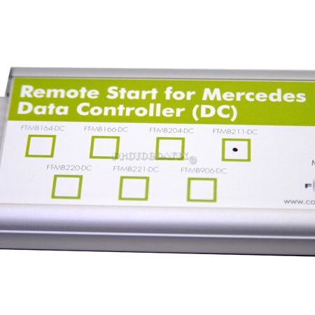 Compustar FT-MB211-DC Mercedes Remote Start for B C E G CLS CLK Class (Brands Of Tequila That Start With C)