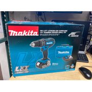 "MAKITA XPH12R 18V LXT® Compact Brushless 1/2"" Hammer Driver-Drill Kit"