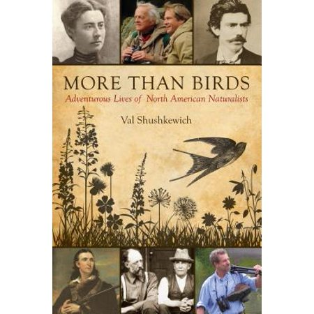 More Than Birds : Adventurous Lives of North American