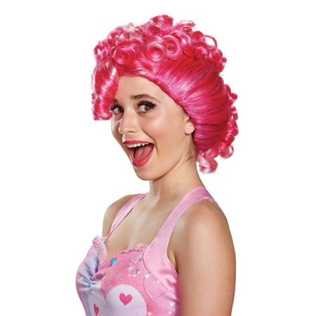Adult My Little Pony Movie Pinkie Pie Wig - Pinkie Pie Wig