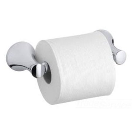 Kohler Company 108237 Kohler Coralais Toilet Paper Holder, Polished Chrome -Pack of 2