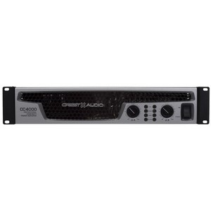 Crest Audio Professional Stereo Amplifier w / 4000 Watts Max Multimode