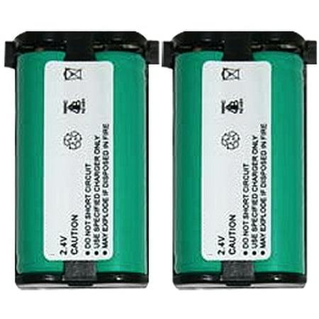 Hhr P513 Type - Replacement Panasonic HHR-P513 NiMH Cordless Phone Battery (2 Pack)