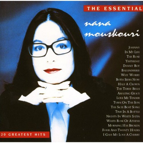 Nana Mouskouri - Essential 20 Greatest Hits [CD]