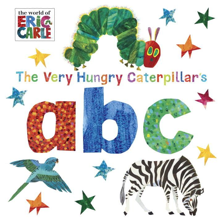 World of Eric Carle: The Very Hungry Caterpillar's ABC (Board Book)