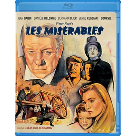Les Miserables (Blu-ray) (Le Film Halloween)