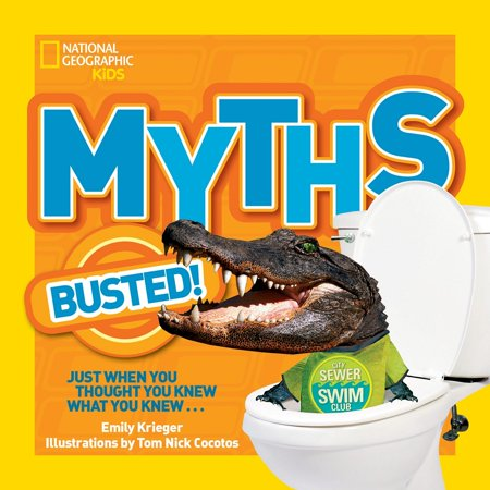 National Geographic Kids Myths Busted! : Just When You Thought You Knew What You - Aphrodite Myth For Kids