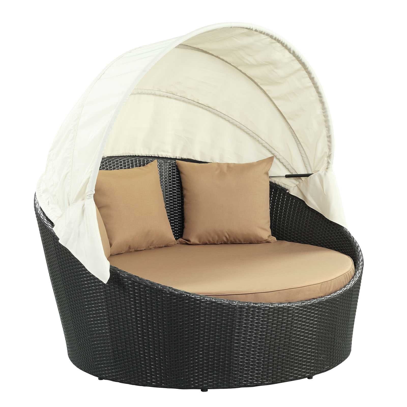 Siesta Canopy Outdoor Patio Daybed   Walmart.com