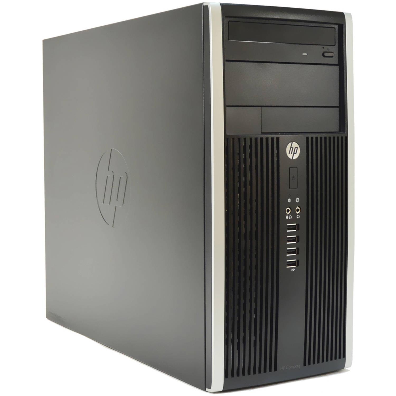 Refurbished HP Compaq 6200-T Desktop PC with Intel Core i5-2400 Processor,  8GB Memory, 2TB Hard Drive and Windows 10 Pro (Monitor Not Included) -  Walmart. ...