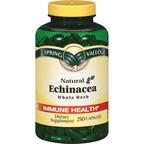 Spring Valley Echinacea 250ct