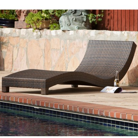 home loft concepts vallarta wicker lounge chair walmart com