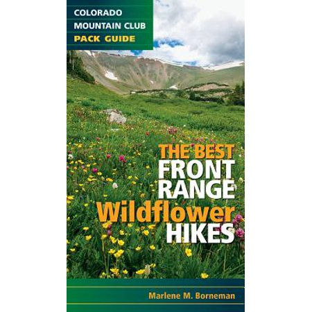 The Best Front Range Wildflower Hikes (Front Range Map)