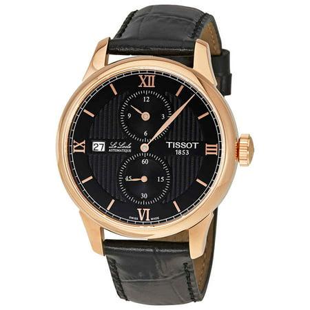 Tissot Men's Le Locle Regulateur Automatic 39mm Watch T006.428.36.058.02 (White Watch Tissot)