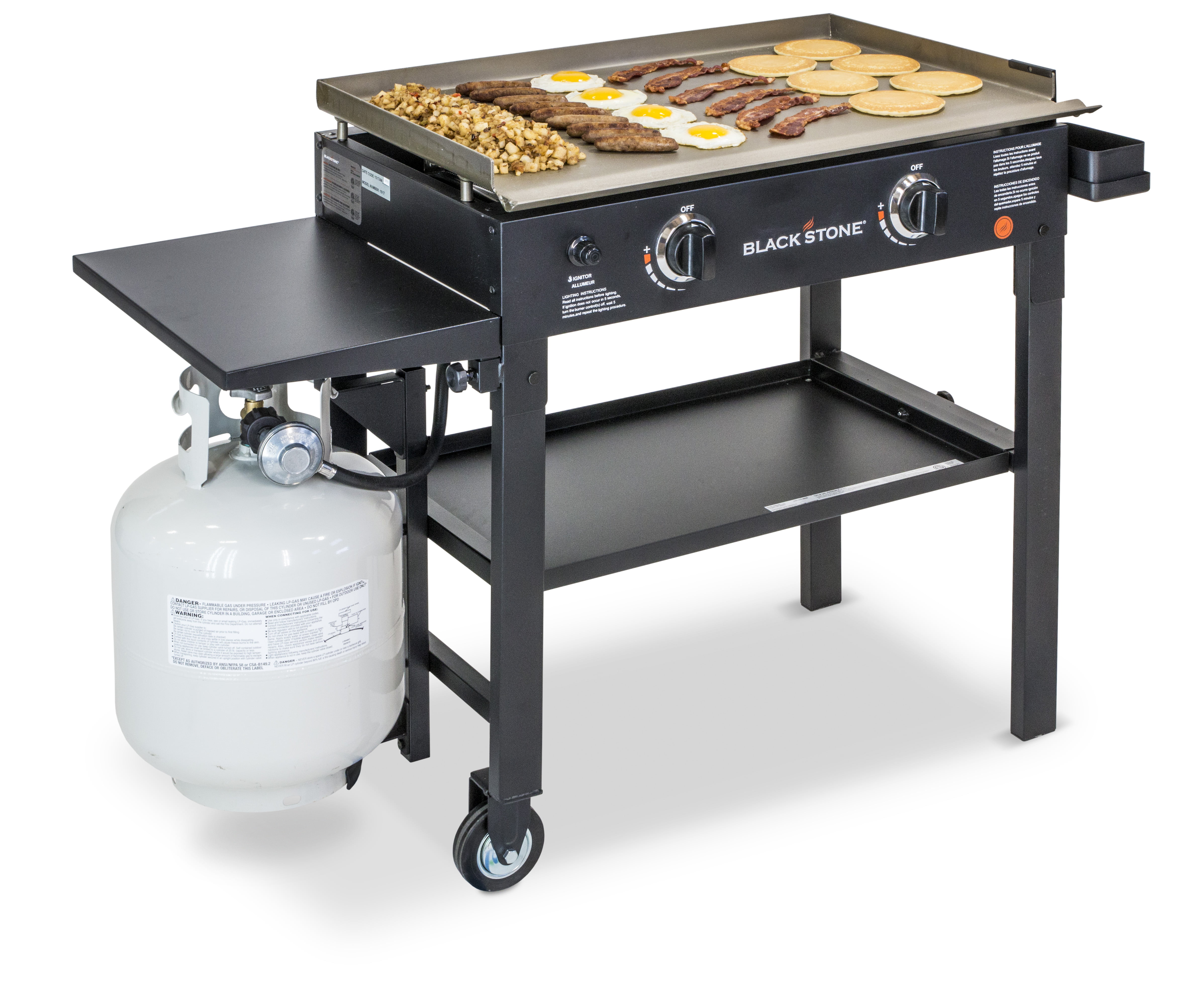 flat top grill gas restaurant professional commercial