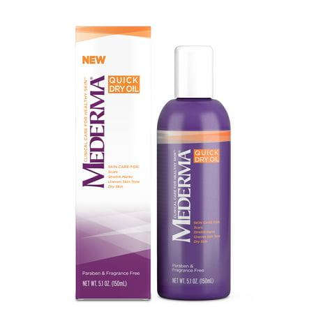 Mederma Quick Dry Oil, 5.1 Fl Oz ()
