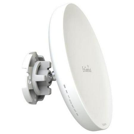 Engenius Enstationac Ieee 802.11ac 1.17 Gbit/s Wireless Bridge - 5 Ghz - 1 X Antenna[s] - 1 X Internal Antenna[s] - Mimo Technology - 2 X Network [rj-45] - Poe Ports - Poe - (enstationac)