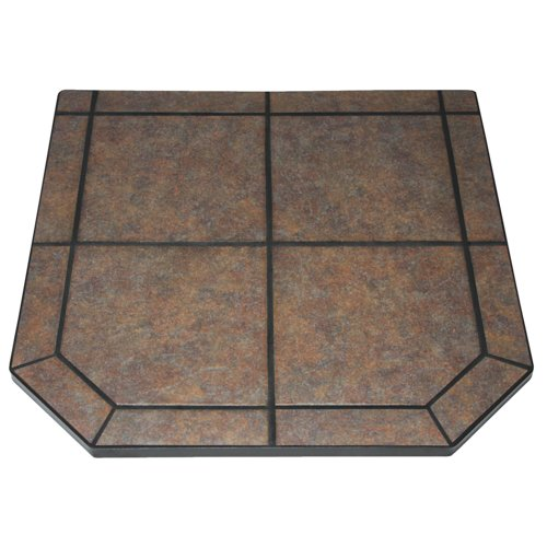 United States Stove Company Type 1 Tile Hearth Pad