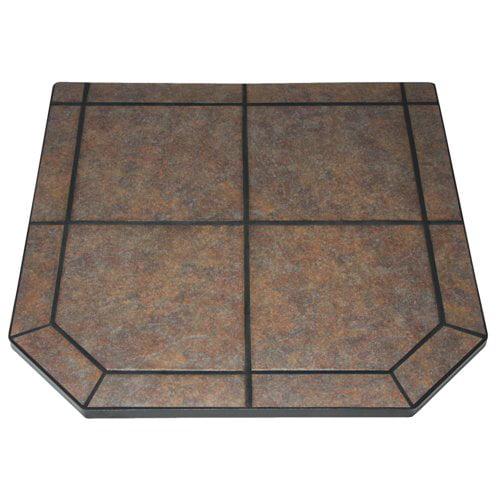 United States Stove Company Type 1 Tile Hearth Pad