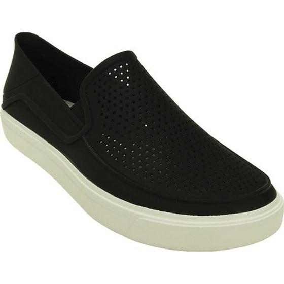 7f00fbd93d8fb3 Crocs - Crocs Men s CitiLane Roka Slip-On - Walmart.com