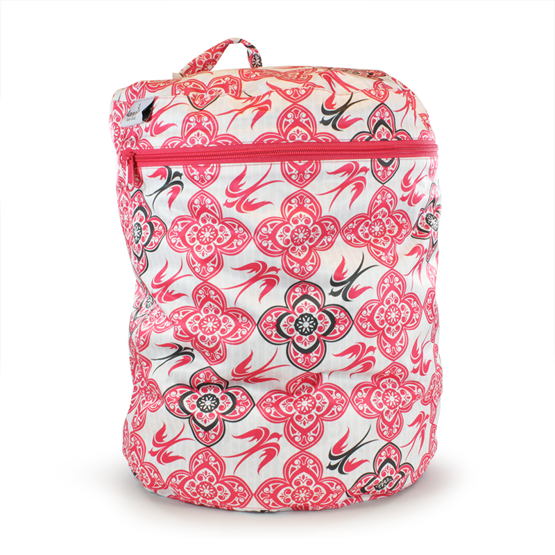 Kanga Care 3D Dimensional Seam Sealed Wet Bag Mini Blossom