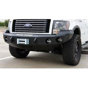 Road Armor 66130B RDA66130B 09-14 F150(not Raptor) FRONT STEALTH WINCH BUMPER, SATIN BLACK