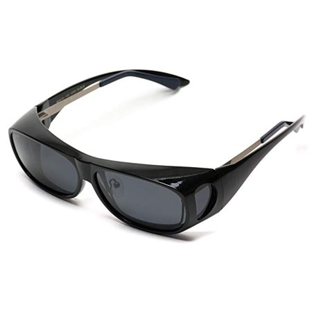 New Fit Over POLARIZED Women Men Driving (Mens Discount Sunglasses)