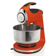 Sunbeam Heritage Series Mixmaster 12-Speed Stand Mixer, 4.6 Quart, Orange (FPSBSM210T)