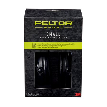 3M PELTOR JUNIOR HEARING PROTECTION EARMUFF 22 DB