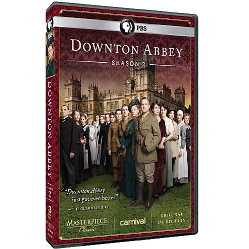 Downton Abbey: Season 2 (Original UK Unedited Edition)