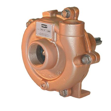 QSP-3682-95 Straight Centrifugal Pump with Bearing Pedestal (Bearing Pedestal)